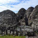 Monastery on Skellig Michael- Luke Skywalker's Ahch-To Island Sanctuary in Star Wars: The Last Jedi